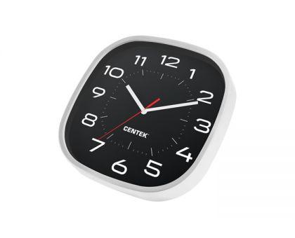 Настенные часы Сentek CT-7106 Черные
