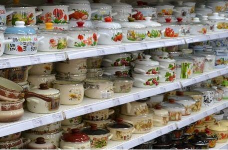 Эмалированная посуда!