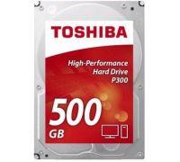 """Жесткий диск 3.5"""" 500Гб Toshiba P300 (HDWD105UZSVA)"""