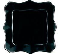 Тарелка суповая Luminarc Authentic Black 1407J