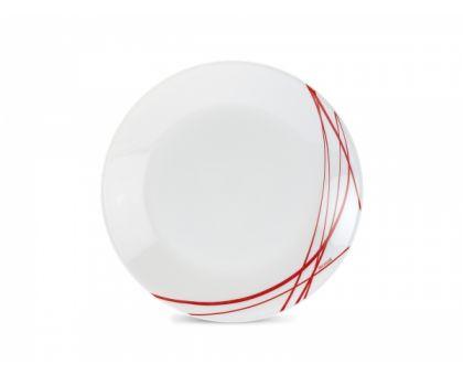 Тарелка десертная Luminarc Arcopal Domitille Red 3349P