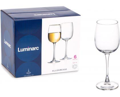 Набор бокалов для вина Luminarc Allegres 8164J