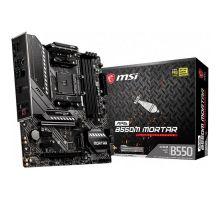 Материнская плата AMD B550 MSI MAG B550M MORTAR