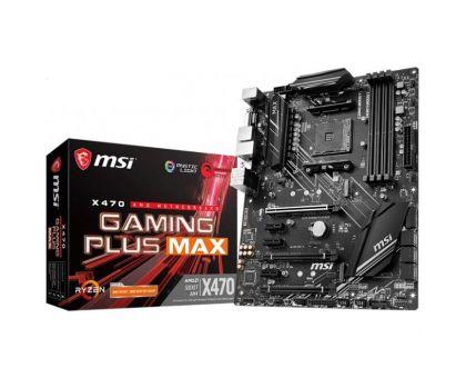 Материнская плата AMD X470 MSI X470 GAMING PLUS MAX