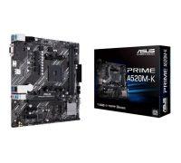 Материнская плата AMD A520 Asus PRIME A520M-K (90MB1500-M0EAY0)