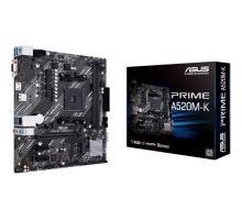 Материнская плата AMD A520 Asus PRIME A520M-K (90MB1500-M0EAY0) в ДНР