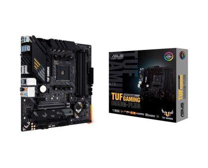 Материнская плата AMD B550 Asus TUF GAMING B550M-PLUS (90MB14A0-M0EAY0)