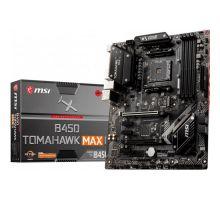 Материнская плата AMD B450 MSI B450 TOMAHAWK MAX II