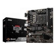 Материнская плата AMD B550 MSI B550M PRO
