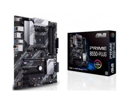 Материнская плата AMD B550 Asus PRIME B550-PLUS (90MB14U0-M0EAY0)