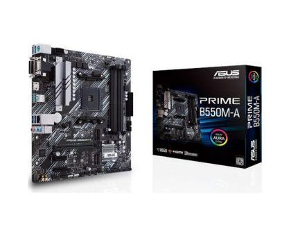 Материнская плата AMD B550 Asus PRIME B550M-A (90MB14I0-M0EAY0)