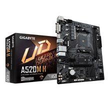 Материнская плата AMD A520 Gigabyte A520M H