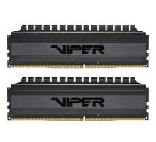 Оперативная память DDR4 16Гб Patriot Viper 4 Blackout (PVB416G320C6K)