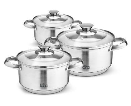 Набор посуды Lara LR02-77