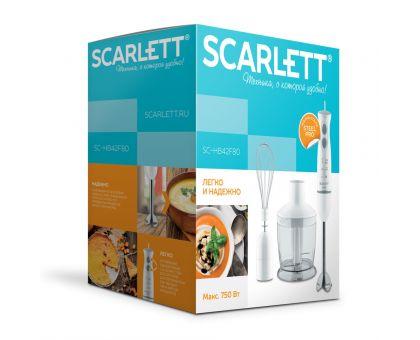Кухонный процессор-блендер Scarlett SC-HB42F80