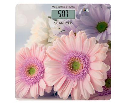 Весы напольные Scarlett SC-BS33E049
