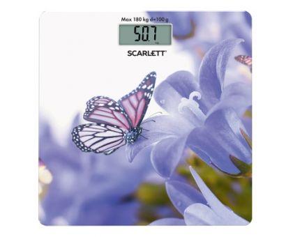 Весы напольные Scarlett SC-BS33E072