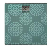 Весы напольные Scarlett SC-BS33E073