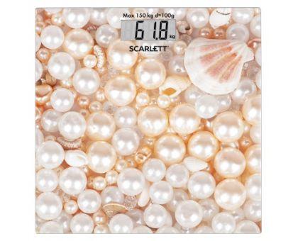 Весы напольные Scarlett SC-BS33E085