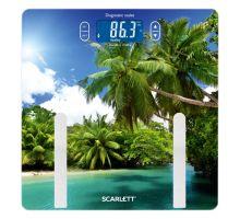 Весы напольные диагностические Scarlett SC-BS33ED12