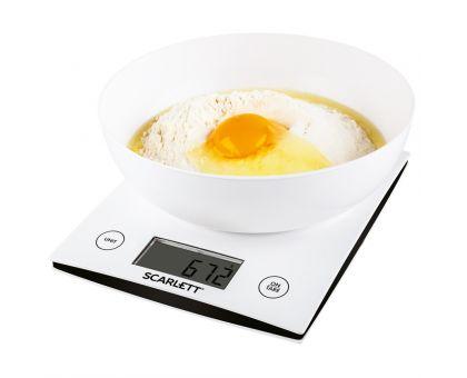 Кухонные весы Scarlett SC-KS57B10