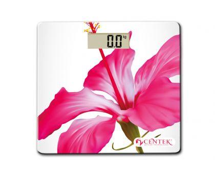 Весы напольные Centek CT-2412 (flowers)