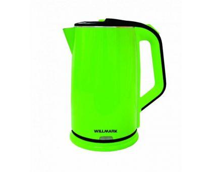Чайник Willmark WEK-2012 PS green