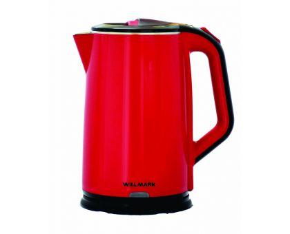 Чайник Willmark WEK-2012 PS red