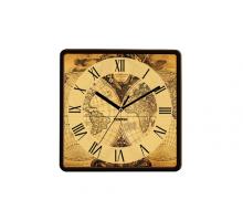 Настенные часы Сentek CT-7103BL