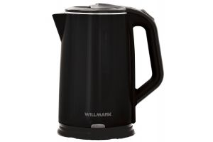 Чайник Willmark WEK-2012 PS black