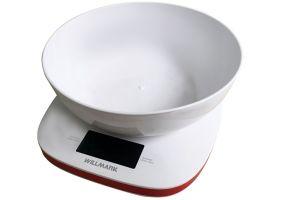Весы кухонные Willmark WKS1866В