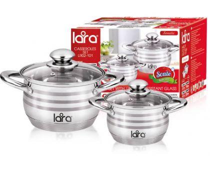 Набор посуды Lara LR02-101Sonata