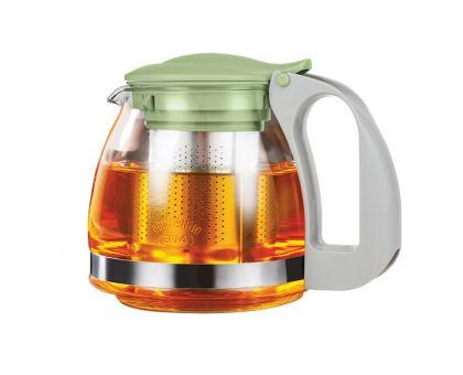 Заварочный чайник LARA LR06-19Green