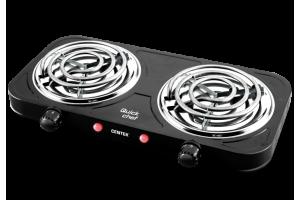 Плитка электрическая Centek CT-1509 Black