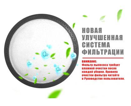 Пылесос Centek CT-2521 W/B