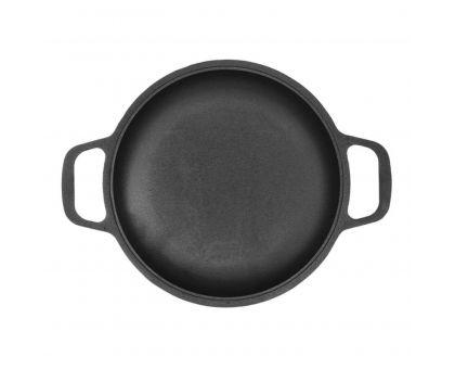 Сковорода чугунная порционная Биол 02032D