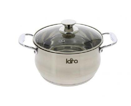 Кастрюля Lara  LR02-10