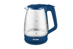 Чайник  OPTIMA EK1718 dark blue