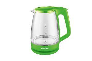 Чайник  OPTIMA EK1718 green