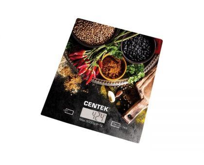 Весы кухонные Centek CT-2462 Специи