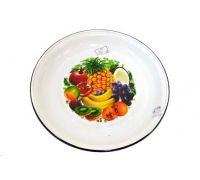Блюдо эмалированное КМЗ 43004-152/4 Эквадор