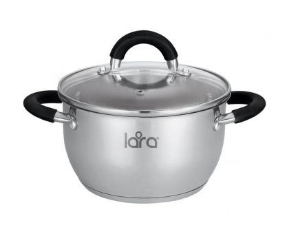 Кастрюля LARA LR02-570 1.9L