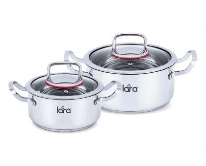 Набор посуды Lara LR02-107