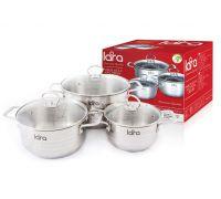 Набор посуды Lara LR02-80