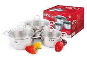Набор посуды Lara LR02-81
