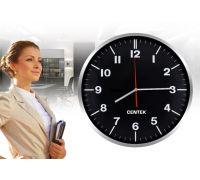 Настенные часы Сentek CT-7100BL