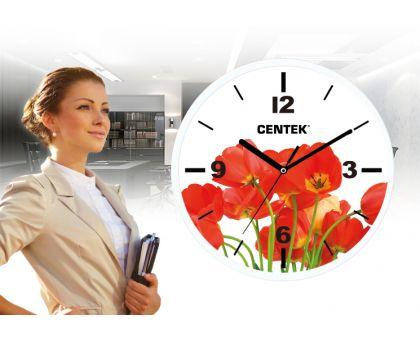Настенные часы Сentek CT-7102Tul