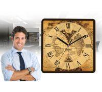 Настенные часы Сentek CT-7103Map