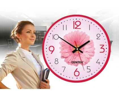 Настенные часы Сentek CT-7105Fl