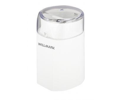 Кофемолка WILLMARK WCG-215W